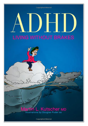 Book - ADHD Living without brakes