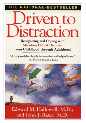 Book-Driven-to-Distraction