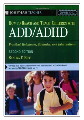 Book-How-to-reach-and-teach-children-with-ADHD