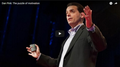 Daniel Pink on motivation