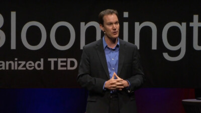 Shawn Anchor at TED on happiness